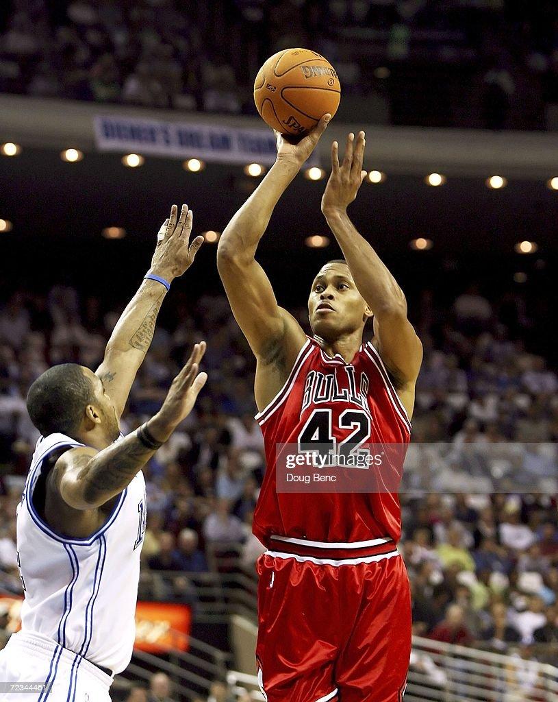 Chicago Bulls v Orlando Magic s and