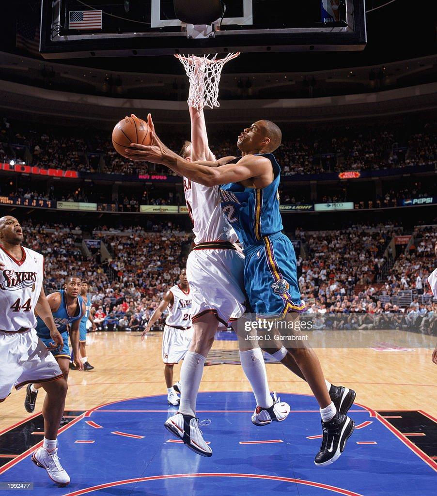 New Orleans Hornets v Philadelphia 76ers Game 5 s and