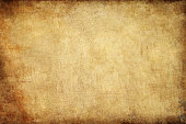 Brown old paper. Grunge texture with large copy space.