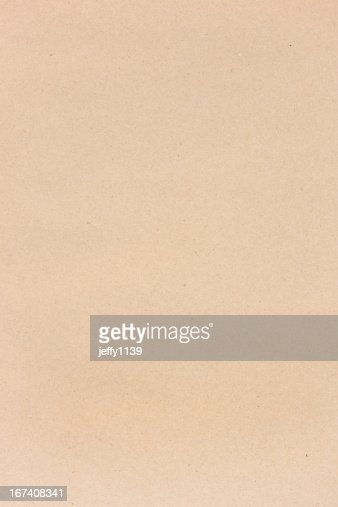 Brown Paper Background : Stock Photo