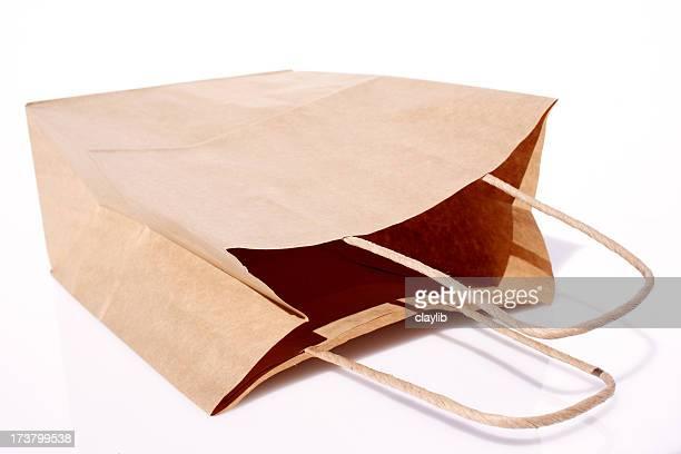 Braune paper bag