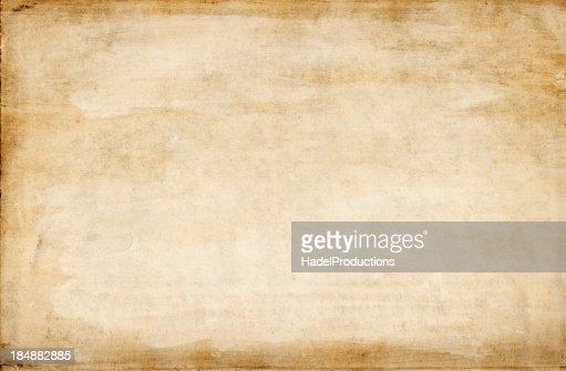 Brown Paper Grunge Background