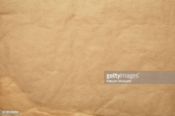 Brown paper textures background