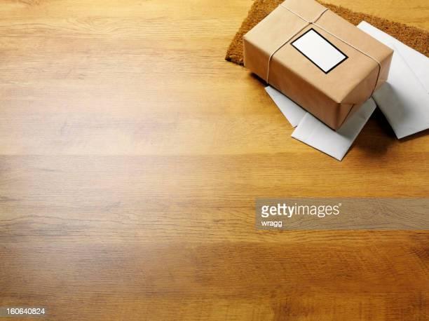Brown Parcel Business e corrispondenza