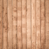 closed up of brown plank wood wall background