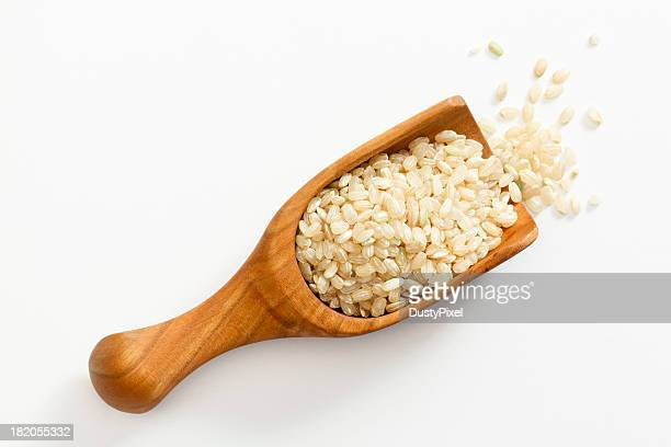 Brown Short Grain Rice