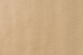 Brown striped recycle paper texture for wraping. Kraft paper