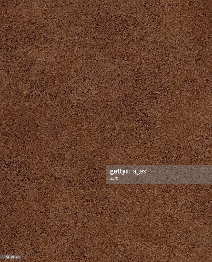 Abstract Suede Leather Layer