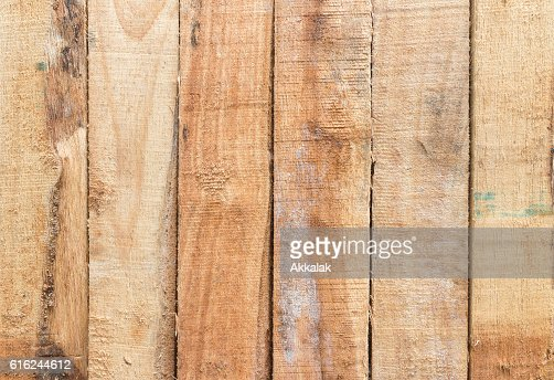 Trama di asse di legno marrone parete : Foto stock