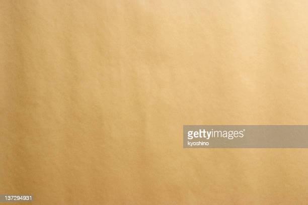 ブラウンの包装紙テクスチャ背景