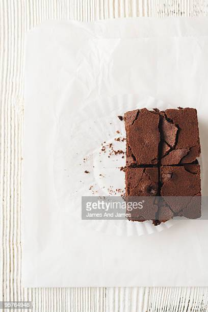 Brownie Cut