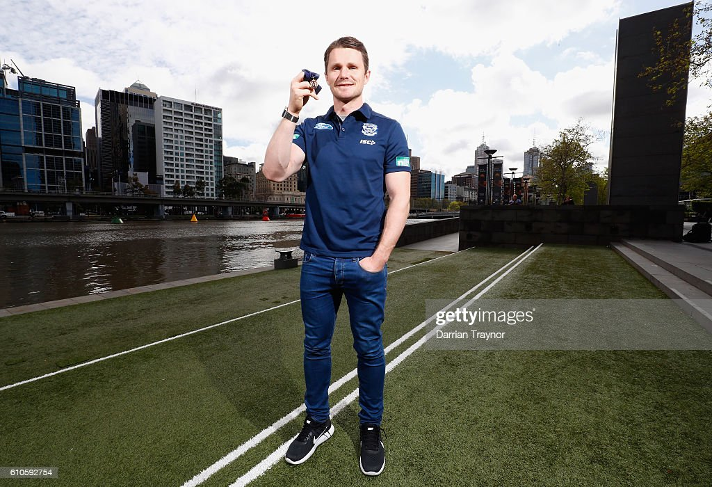 Patrick Dangerfield Press Conference