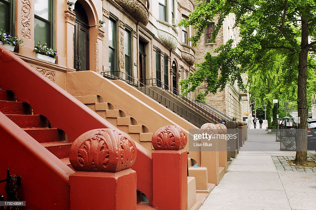 Brownstone, NYC.