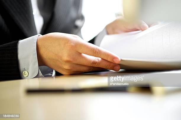 Durch die Dokumente