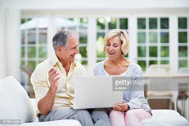 Browsing the internet together