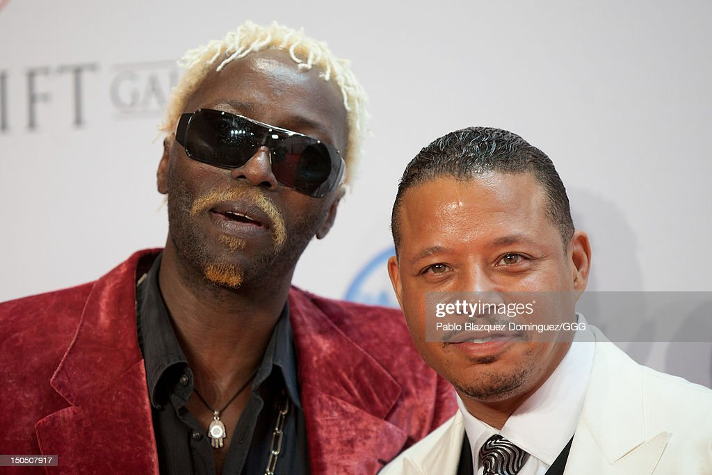 (L-R) Bruce Baps and <a gi-track='captionPersonalityLinkClicked' href=/galleries/search?phrase=Terrence+Howard&family=editorial&specificpeople=215196 ng-click='$event.stopPropagation()'>Terrence Howard</a> attend the Global Gift Gala held to raise benefits for Cesare Scariolo Foundation and Eva Longoria Foundation on August 19, 2012 in Marbella, Spain.