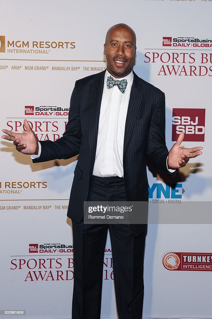 <a gi-track='captionPersonalityLinkClicked' href=/galleries/search?phrase=Bruce+Bowen&family=editorial&specificpeople=201662 ng-click='$event.stopPropagation()'>Bruce Bowen</a> attends Sports Business Awards 2016 at The New York Marriott Marquis on May 18, 2016 in New York City.