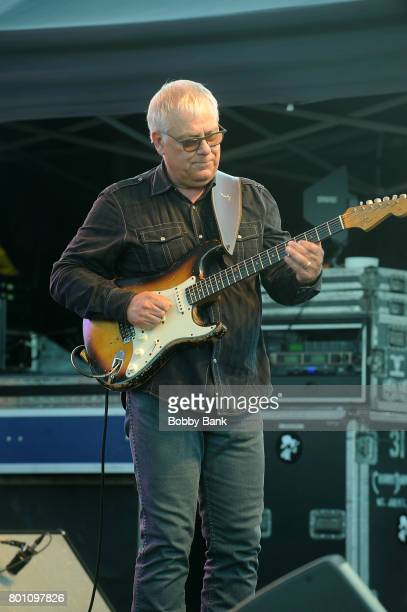 Bruce Brown of The Charlie Daniels Band performs at the 8th Annual Rock Ribs Ridges Festival at Sussex County Fairgrounds on June 25 2017 in Augusta...