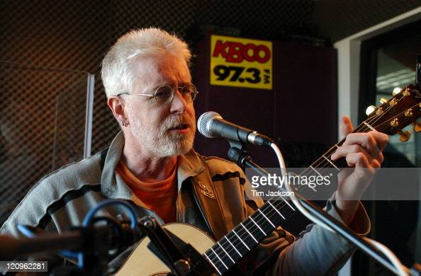 Bruce cockburn at kbco studio c photos and images getty for Kbco