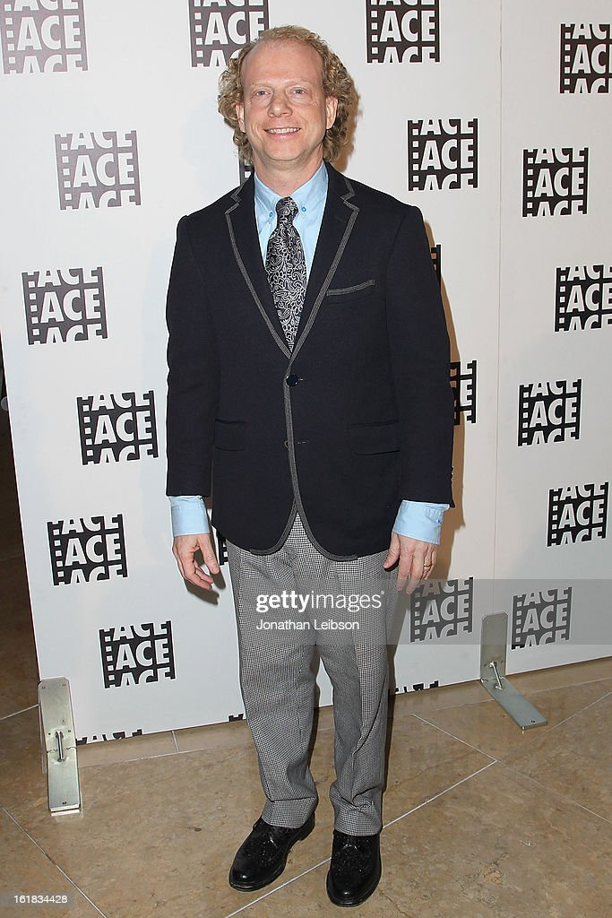 <a gi-track='captionPersonalityLinkClicked' href=/galleries/search?phrase=Bruce+Cohen&family=editorial&specificpeople=820103 ng-click='$event.stopPropagation()'>Bruce Cohen</a> attends the 63rd Annual ACE Eddie Awards at The Beverly Hilton Hotel on February 16, 2013 in Beverly Hills, California.