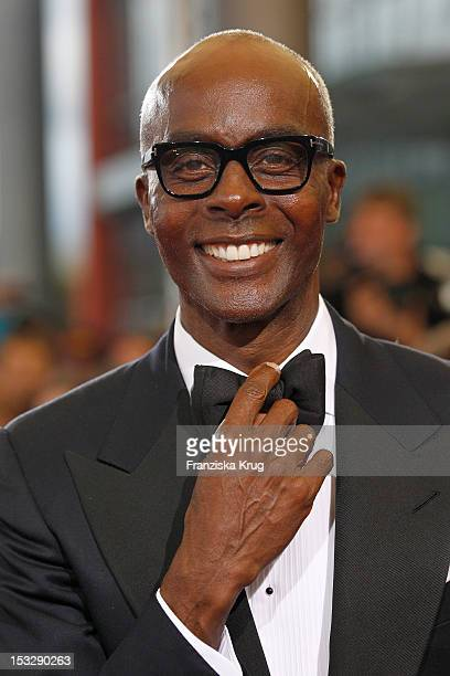 Bruce Darnell attends the German TV Award 2012 at Coloneum on October 2 2012 in Cologne Germany