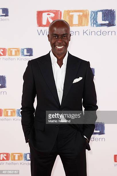 Bruce Darnell attends the RTL Telethon 2013 on November 22 2013 in Cologne Germany