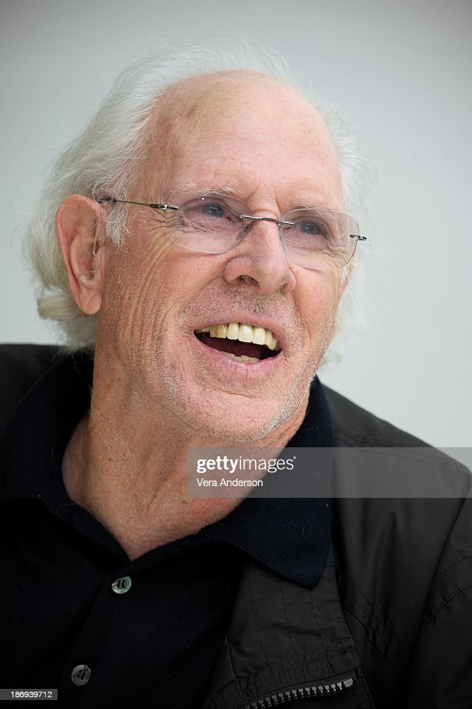 <a gi-track='captionPersonalityLinkClicked' href=/galleries/search?phrase=Bruce+Dern&family=editorial&specificpeople=239171 ng-click='$event.stopPropagation()'>Bruce Dern</a> at the 'Nebraska' Press Conference at the Four Seasons Hotel on November 3, 2013 in Beverly Hills City.