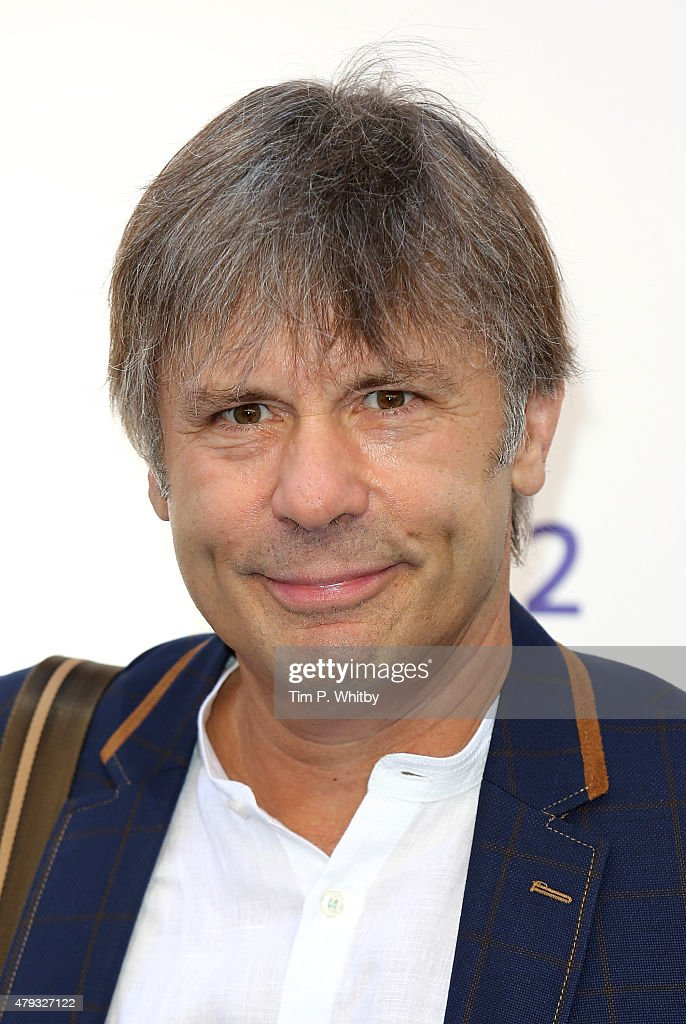 Bruce Dickinson attends the Nordoff Robbins 02 Silver clef Awards at The Grosvenor House Hotel on July 3, 2015 in London, England.