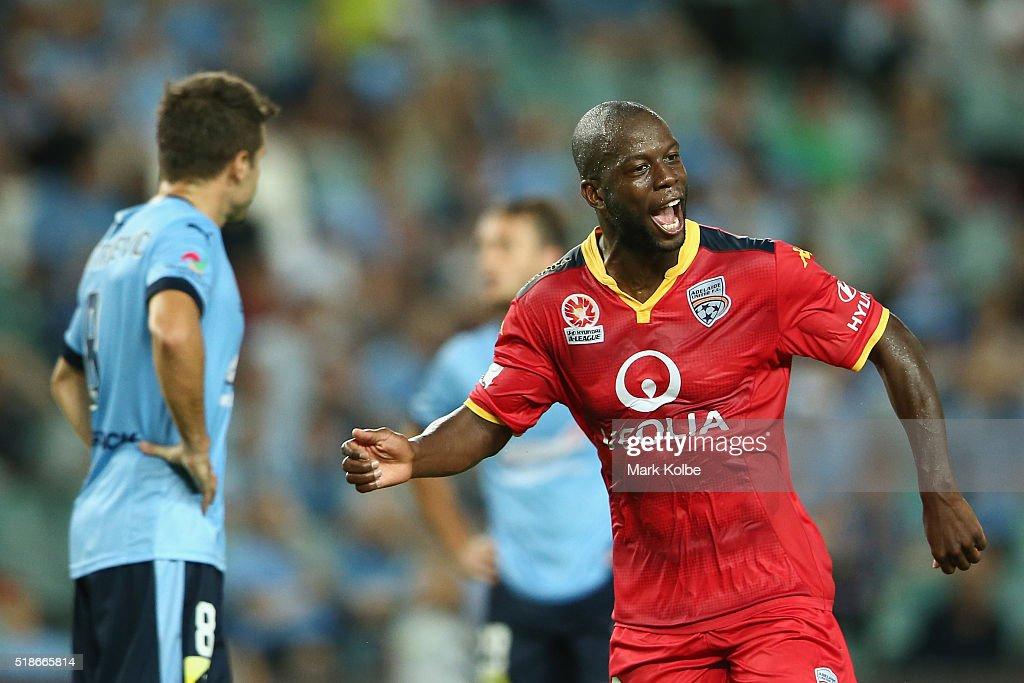 A-League Rd 26 - Sydney v Adelaide