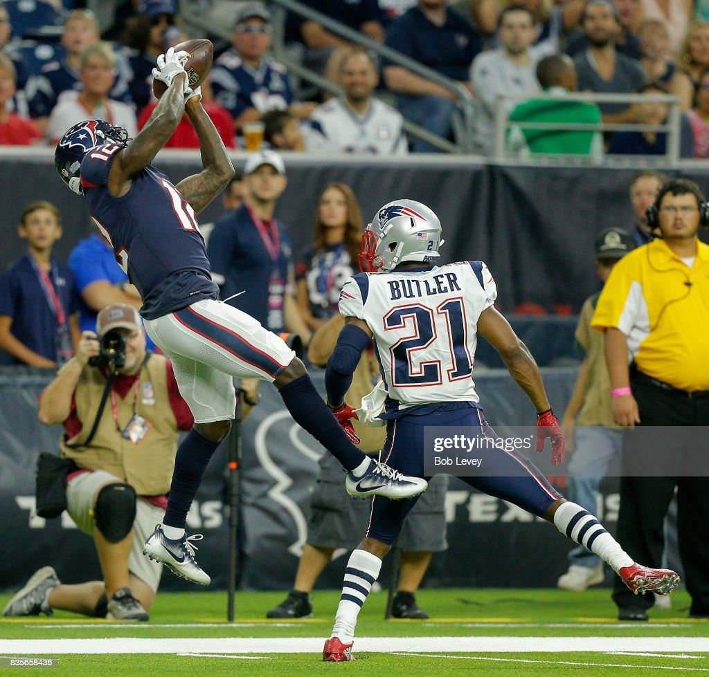 New England Patriots v Houston Texans : News Photo