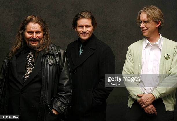 Bruce Glover Crispin Hellion Glover Director/Producer and David Brothers Director