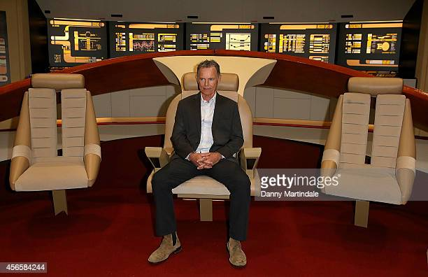 Bruce Greenwood attends the Destination Star Trek event at ExCel on October 3 2014 in London England