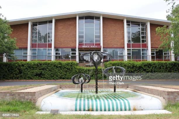 Bruce Hall, Australian National University