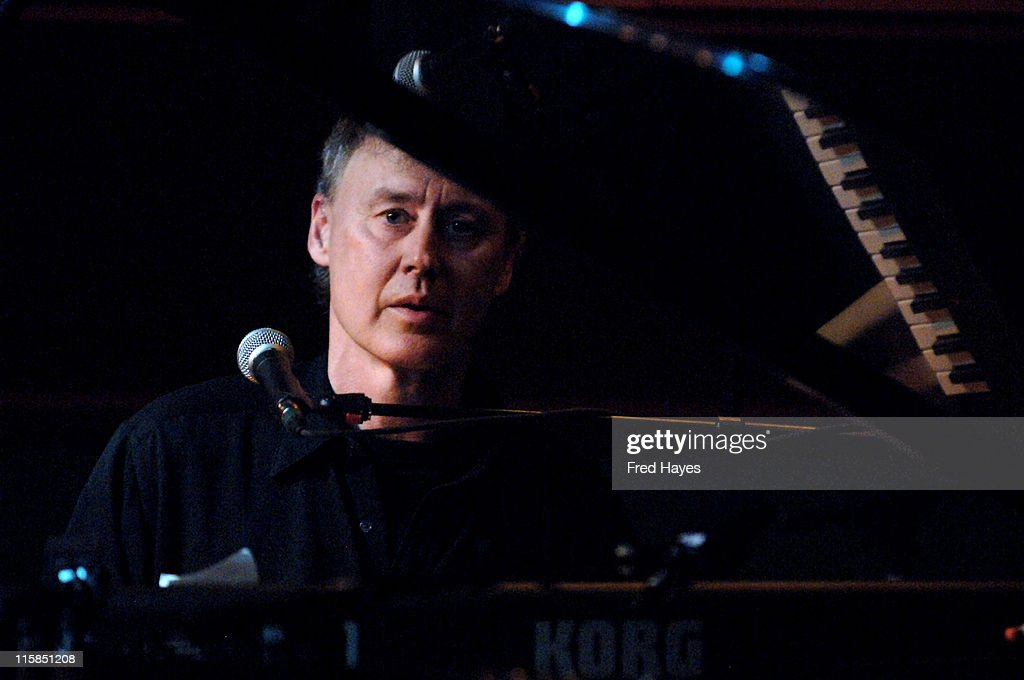 Bruce Hornsby during 2006 Sundance Film Festival - ASCAP Music Cafe - Day 4 at The Star Bar in Park City, Utah, United States.