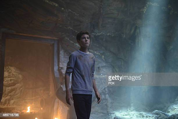 Bruce in the Damned if you Do Season Two premiere of GOTHAM airing Monday Sept 21 on