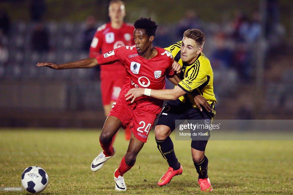 FFA Cup - Adelaide United v Wellington Phoenix
