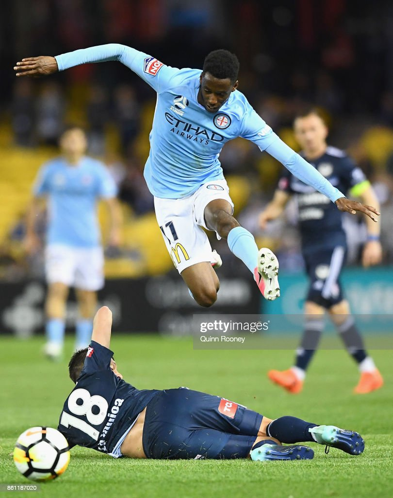 A-League Rd 2 - Melbourne Victory v Melbourne City