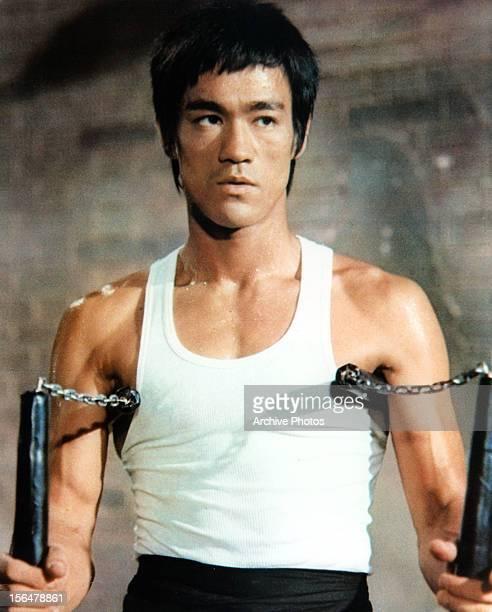 Bruce Lee publicity portrait 1972