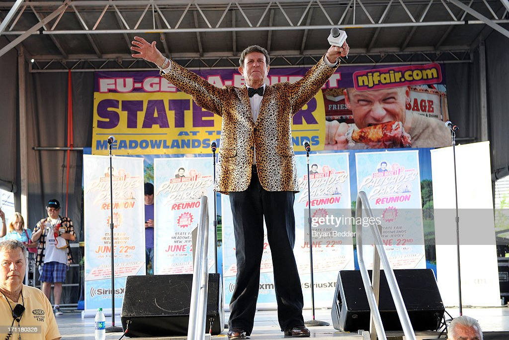 Bruce Morrow attends the Cousin Brucie's First Annual Palisades Park Reunion presented by SiriusXM on June 22, 2013 in East Rutherford, New Jersey.
