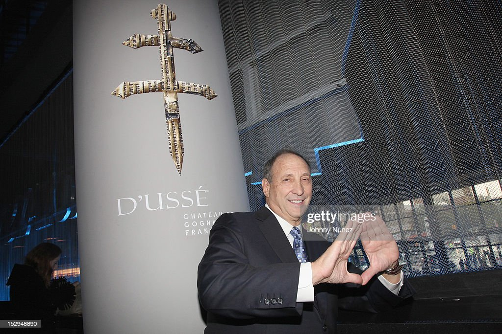 <a gi-track='captionPersonalityLinkClicked' href=/galleries/search?phrase=Bruce+Ratner&family=editorial&specificpeople=2154379 ng-click='$event.stopPropagation()'>Bruce Ratner</a> attends the exclusive D'USSE VIP Lounge at Barclays Center on September 28, 2012 in New York City.