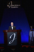 Bruce Ratner speaks onstage at the The Jackie Robinson Foundation Annual Awards' Dinner at the Waldorf Astoria Hotel on March 4 2013 in New York City