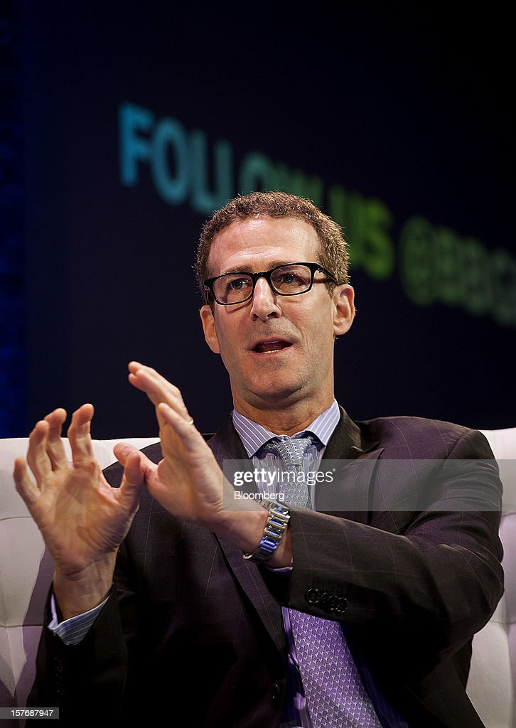 Bruce Richards, chief executive officer and founding partner of Marathon Asset Management LP, speaks during the Bloomberg Hedge Funds Summit in New York, U.S., on Wednesday, December 5, 2012. The Bloomberg Hedge Funds Summit convenes managers and investors to discuss the impact of the European debt crisis on the global markets and break down the fundamentals driving volatility in the equity markets. Photographer: Michael Nagle/Bloomberg via Getty Images