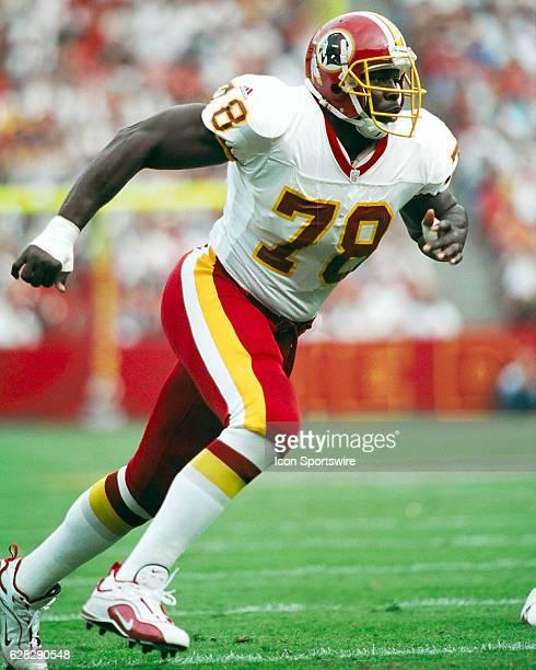 Bruce Smith Washington Redskins