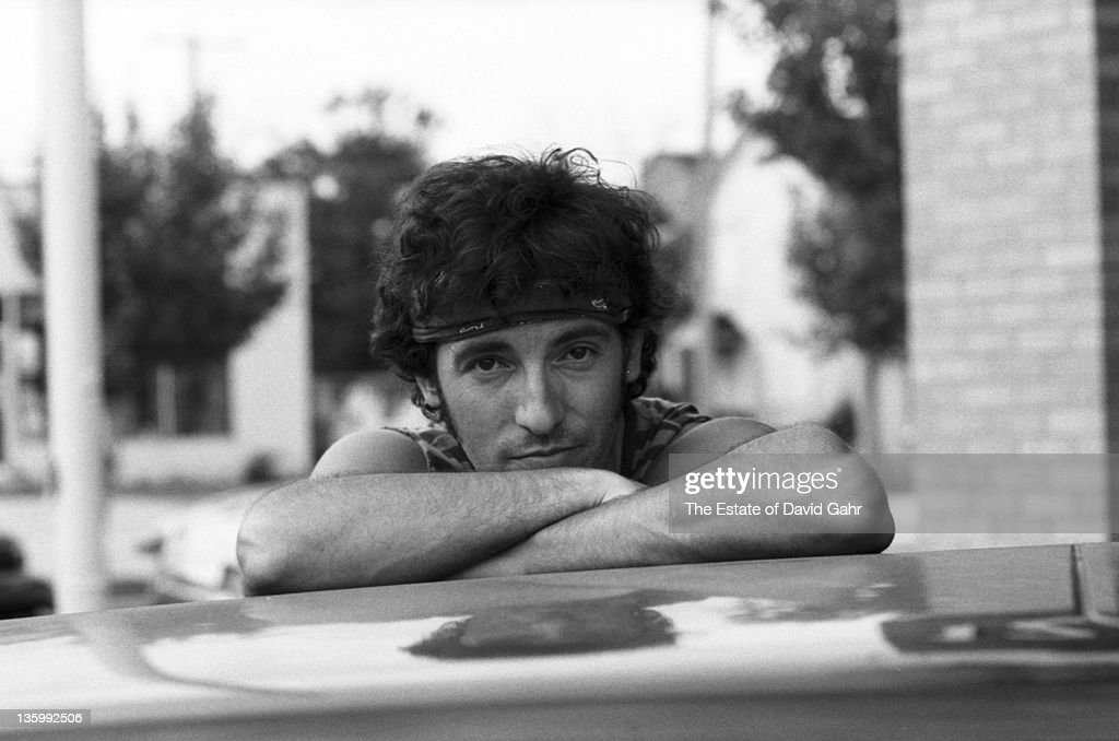<a gi-track='captionPersonalityLinkClicked' href=/galleries/search?phrase=Bruce+Springsteen&family=editorial&specificpeople=123832 ng-click='$event.stopPropagation()'>Bruce Springsteen</a> poses for a portrait in June 1984.