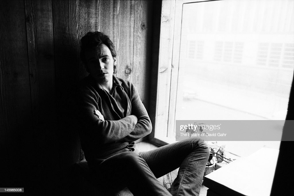 <a gi-track='captionPersonalityLinkClicked' href=/galleries/search?phrase=Bruce+Springsteen&family=editorial&specificpeople=123832 ng-click='$event.stopPropagation()'>Bruce Springsteen</a> poses for a portrait on March 25, 1980 at the Power Station recording studio during sessions for the 1981 album The River in New York City, New York.