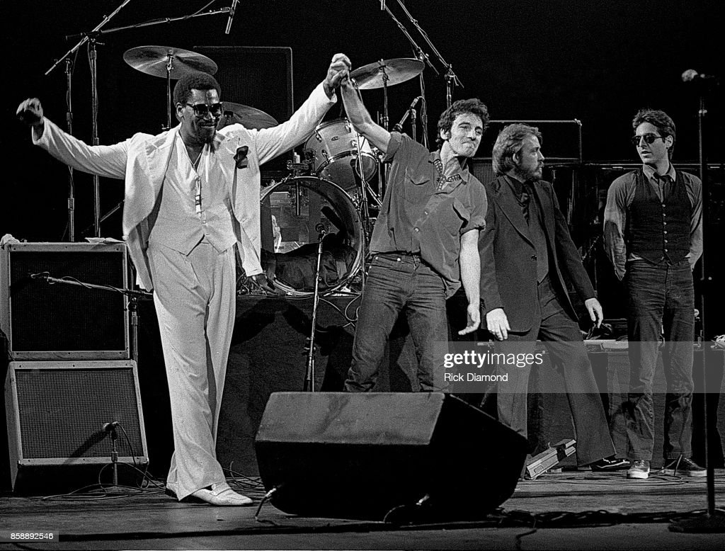 Bruce Springsteen & The E Street Band performs at The Fox Theater in Atlanta Georgia. November 01, 1978