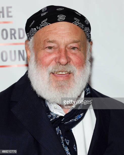 Bruce Weber attends the 2016 Gordon Parks Foundation Annual Gala at Cipriani 42nd Street on June 6 2017 in New York City