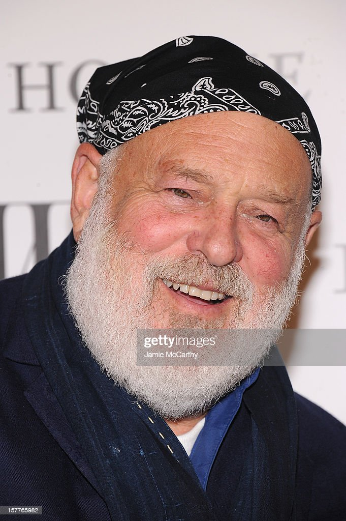 Bruce Weber attends the World Premiere of Bruce Weber's Film 'CAN I MAKE THE MUSIC FLY' hosted by DIOR Homme's Kris Van Assche, Bruce Weber, & W Magazine's Stefano Tonchi in Celebration of The New Dior Homme Miami Boutique at The Moore Building on December 5, 2012 in Miami, Florida.