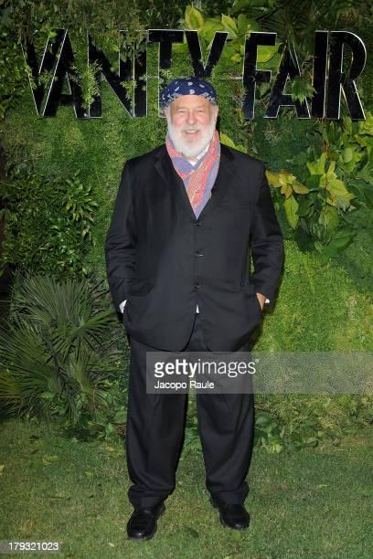 Bruce Weber attends Vanity Fair Celebrate 10th Anniversary during the 70th Venice International Film Festival at Fondazione Giorgio Cini on September...