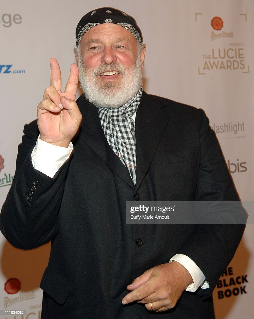 Bruce Weber during 4th Annual Lucie Awards at American Airlines Theatre in New York City, New York, United States.
